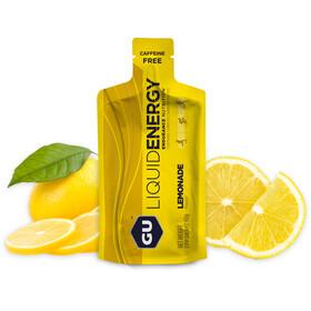 GU Energy Liquid Energy Gel 12 x 60g, Lemonade